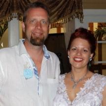 Amy & Stephen H. Wedding 3-23-15 Bayfield Room St Aug
