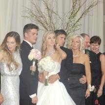 Ashleigh & Justin Wedding 7-1-16 Treasury on the Plaza St Aug
