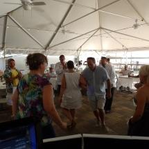 Ashley & Derrick Wedding 7-16-16 Aunt Kate's Res. St Aug