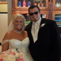 Ashley & Derrick Wedding 7-16-16 Aunt Kate's Res. St Aug FL