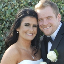 Ashley & Jason E. Wedding 4-17-16 Ormond Bch
