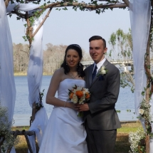Bailey & James M. Wedding 2-17-16 Green Cove