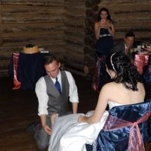 Bailey & James M. Wedding 2-17-16 Green Cove Springs