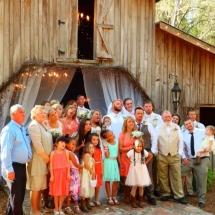 Brittany & Coddie F. Wedding 3-24-16 The Buie Barn Brunswick GA
