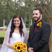 Brooke & Derek Wedding 11-14-15 Crossroad Church Jax Fl