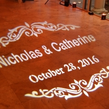 Catherine & Nick Wedding