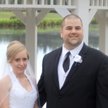 Chelsea & Brian P. Wedding 6-18-16 LPGA International Daytona