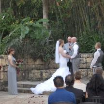 Chelsea & Joe R Wedding Jax Zoo