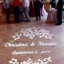 Christina & Nicholas Wedding 9-4-16