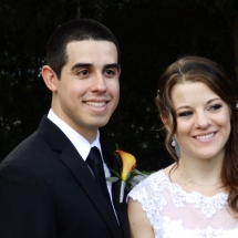 Christina & Nicholas Wedding 9-4-16 Club Continental OP