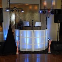 DJ Setup Hammock Dunes Club