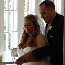 Diana & Dave D Wedding 5-21-16 Winterbourne Inn FL