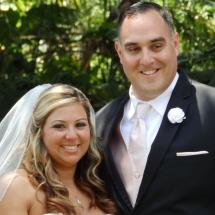 Diana & Dave D. Wedding 5-21-16 Winterbourne Inn FL