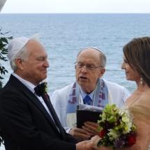 Diane & Ken K. Wedding 3-20-16 Serenata Bch Club
