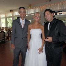 Gina & Daniel M. DJ Joey 4-2-16