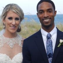 Jamie & Alston T. Wedding 7-9-16 Ocean One Jax