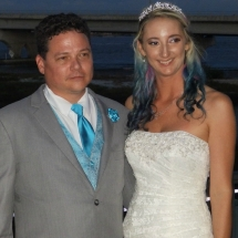 Jessica & David Wedding 10-30-16 St Augustine