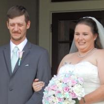 Kelly & Maynard A. Wedding 6-26-16 St Johns GCC