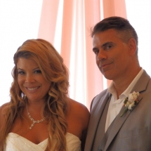 Kimberly & David Wedding 8-29-15 Grand Haven Palm Coast