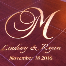 Lindsay & Ryan M. Wedding