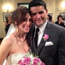Maria & Christopher I. Wedding 2-6-16 The Casements Ormond Bch