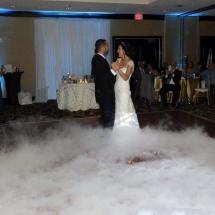 Mariam & Amir A. Wedding Dancing on a cloud