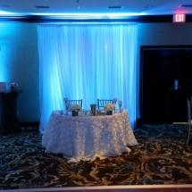 Ocean One Wedding Uplighting