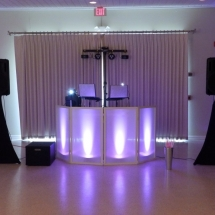 Riverview Club Setup