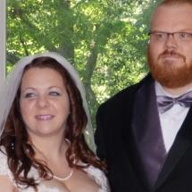 Samantha & Eric R. Wedding 7-21-16 Hilltop OP