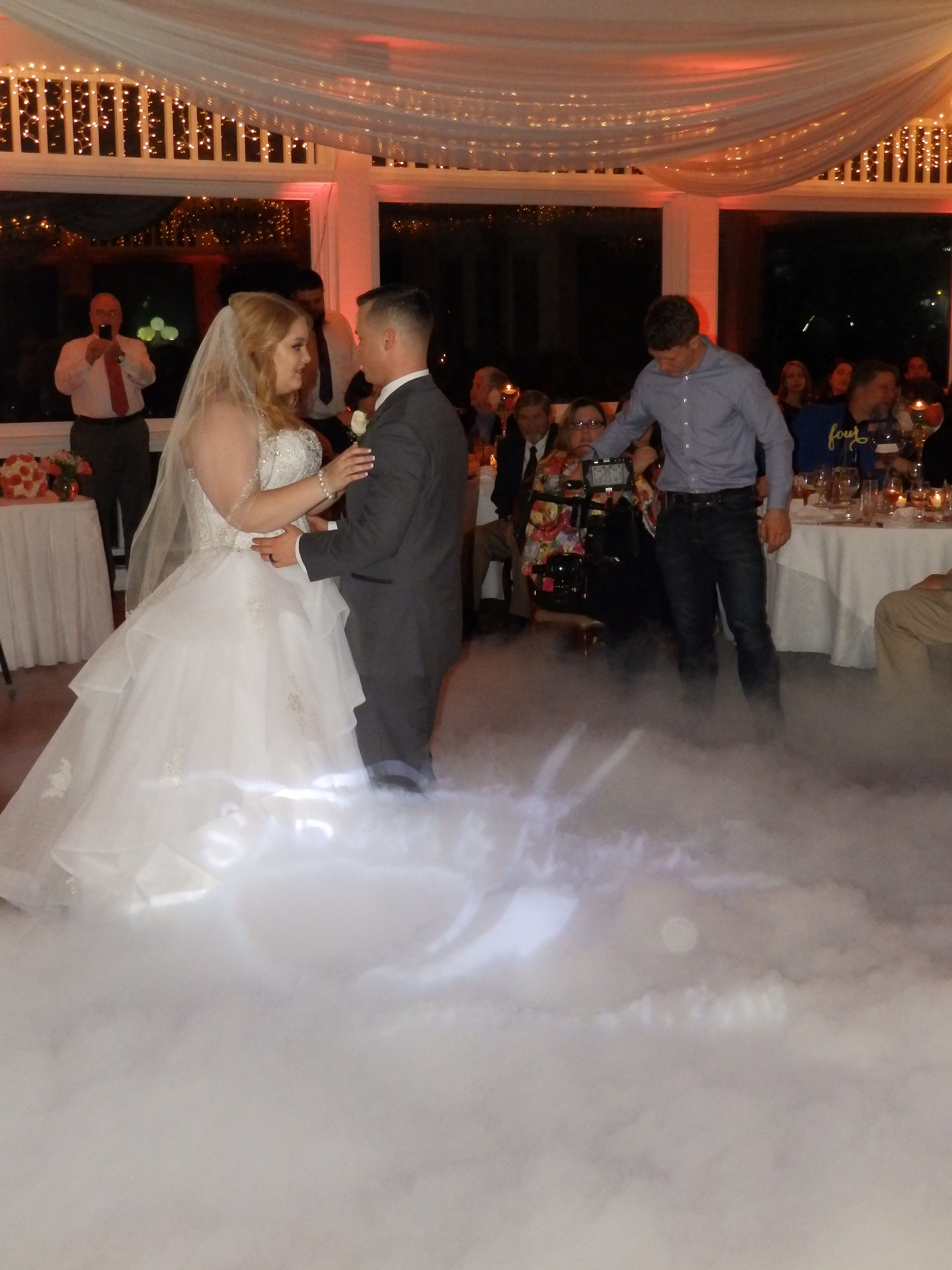 Sarah & Arron Wedding