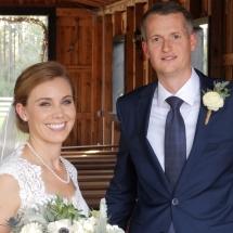 Sarah & Matt Wedding 11-4-16 Keeler Property Jax