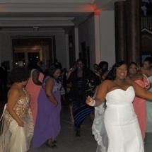 Sarah & Terrence Wedding 4-10-16 Jax Library