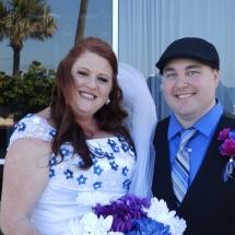 Sarah & Tony R. Wedding 5-26-16 Daytona Bch Resort