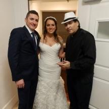 Tania & Scott C. & DJ Joey