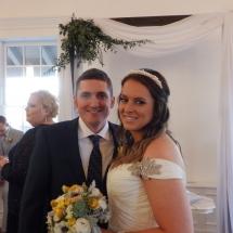 Tania & Scott C. Wedding 1-24-16 The White Room St. Aug