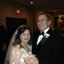 Tracey & Alex M. Wedding 1-16-16 Best Western Palatka