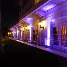 Uplighting for Tcata Corporate event 4-28-16 Ponte Vedra FL