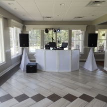 Victoria & Henry Wedding 9-26-15 Setup