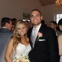 Victoria & Jonathan Wedding 12-4-15 Villa Blanca St Augustine