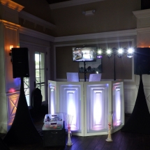 Crosswater Hall Setup