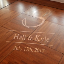 Hali & Kyle S. Wedding