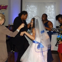 Alexandria & Tracey L Wedding 10-21-17 Embassy Suites
