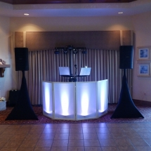Serenata Bch Club setup