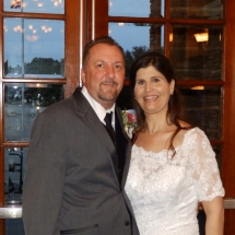 Robin & Mike C Wedding 1-27-18 St Johns G & CC