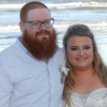 Kayla & Tyler C. Wedding 2-23-18 St Aug Bch