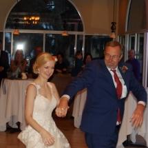 Sara & Dad Father daughter dance