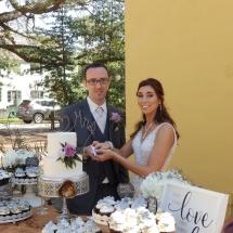 Andrea & Danny B wedding 3-3-18 St Aug