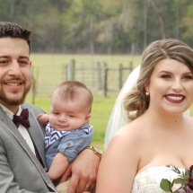 Bethany & Anthony F Wedding 3-25-18 Bonnie Doone Farm Jax