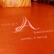 Bailey & Zach A Wedding 4-7-18