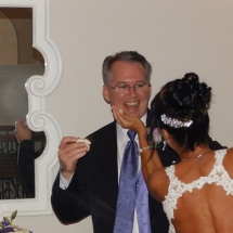 Sheila & Chris D. Wedding